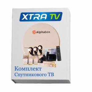 Комплекты для платного спутникового ТВ